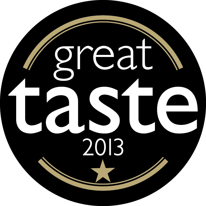 1 Star Gold Great Taste Award 2013