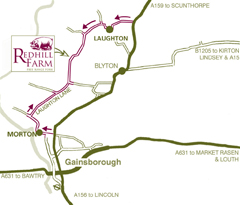 Farm Shop map