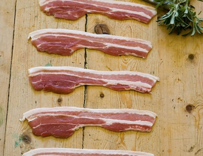 Dry Cured Oak Smoked Pancetta