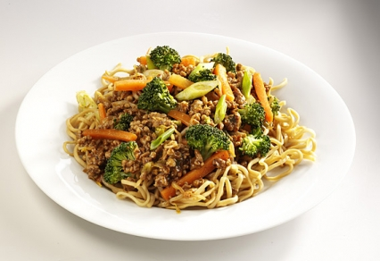 Pork Mince Chinese Stir-Fry