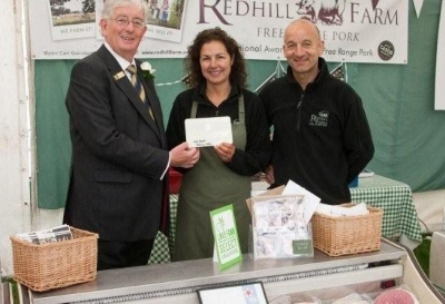 Highly Commended President's Award Lincolnshire Show