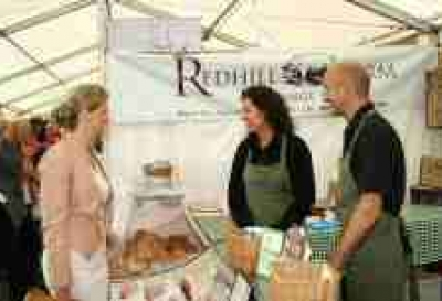 Meeting HRH Countess Of Wessex at The Lincolnshire Show